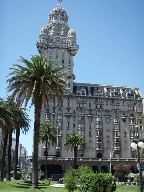 Furnished Apartment In Palacio Salvo Historical Building