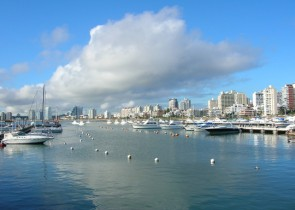 "Full day tour to Punta del Este ""The most fashionable beach resort of South America"""