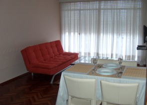 Apartment in downtown Montevideo