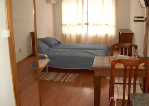 Comfortable studio in downtown Montevideo