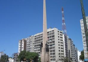 Departamento de 1 ambiente en el centro de Montevideo