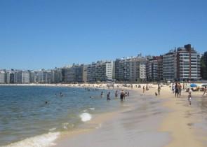 Temporary rent of studio apartment in Montevideo