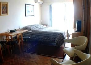 Studio Apartment in Pocitos next to the riverwalks (Rh)